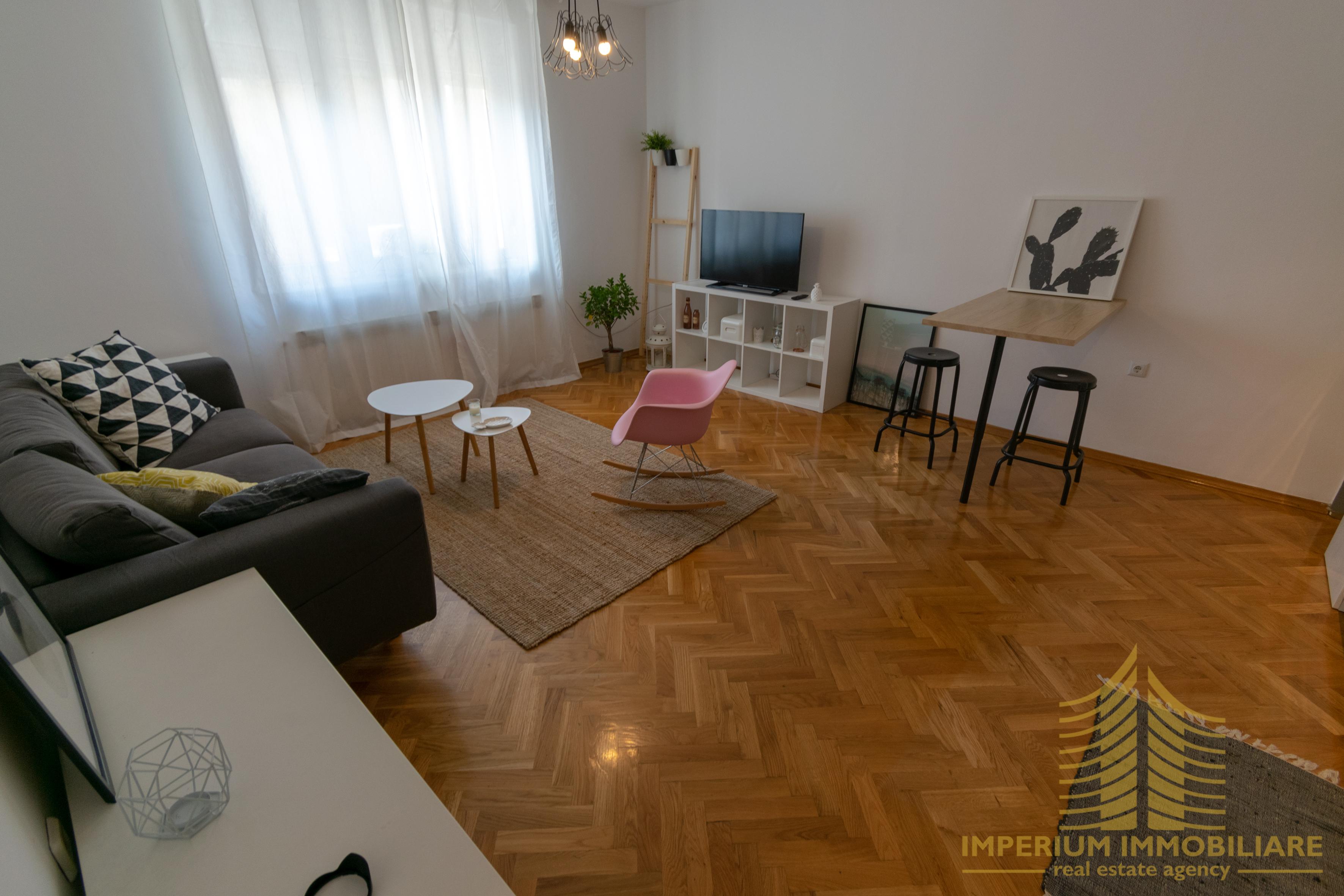 Stan: Zagreb (Pantovčak), 48.00 m2 (iznajmljivanje)