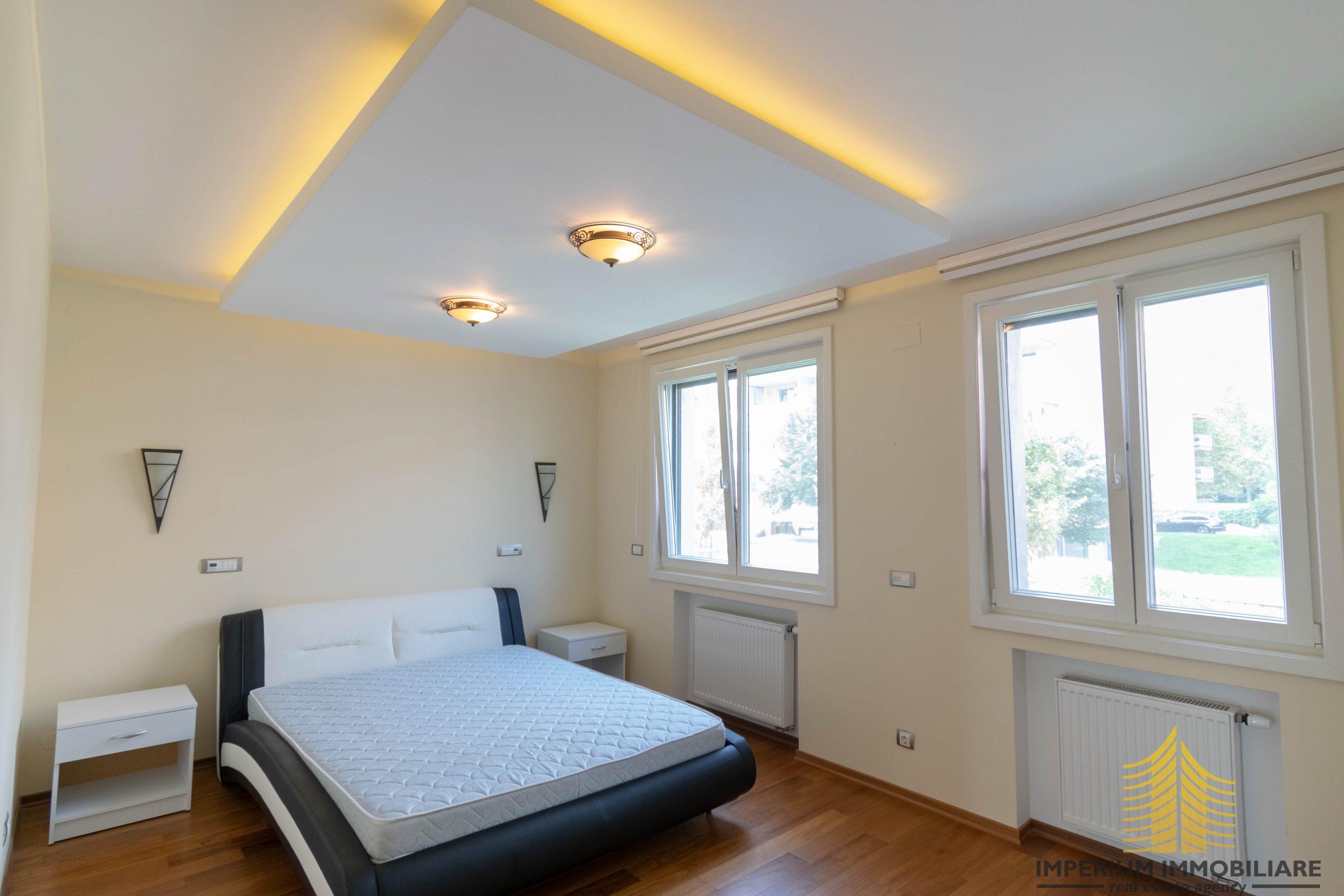 Stan: Zagreb (Jarun), 210.00 m2, novogradnja, LUX, 50M OD JARUNA (iznajmljivanje)