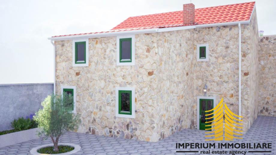 Kuća: Pag;Kolan, katnica, 144.00 m2, NOVOGRADNJA!! (prodaja)