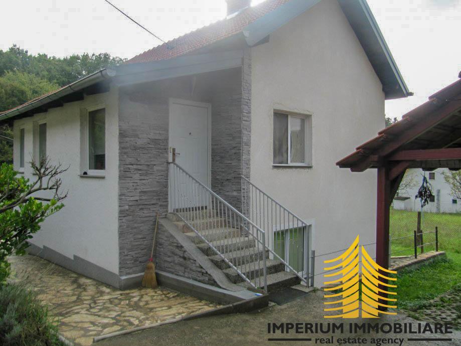 Kuća: Zagreb (Trnovčica), katnica 170.00 m2+okućnica 662m2,Renovirano! (prodaja)